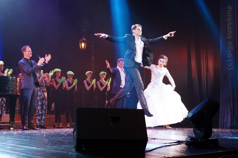 Концерт звезд мировых мюзиклов