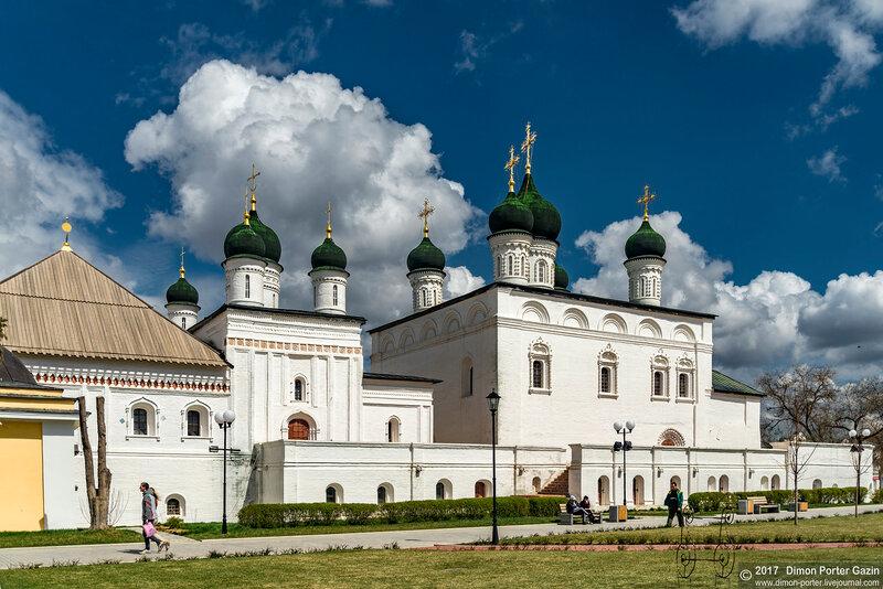 Астрахань. Кремль