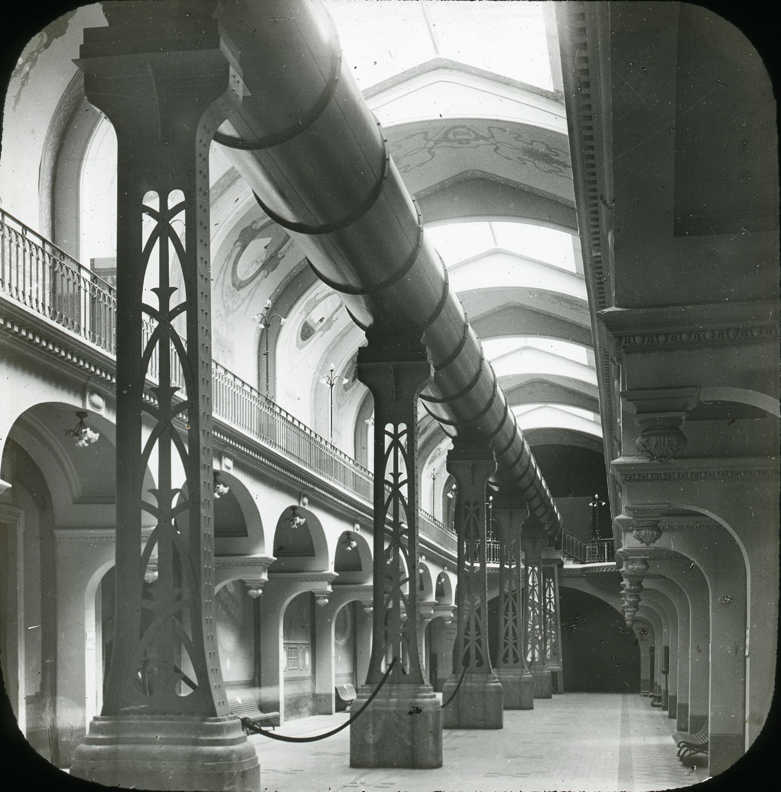 Дворец Оптики. Большой телескоп