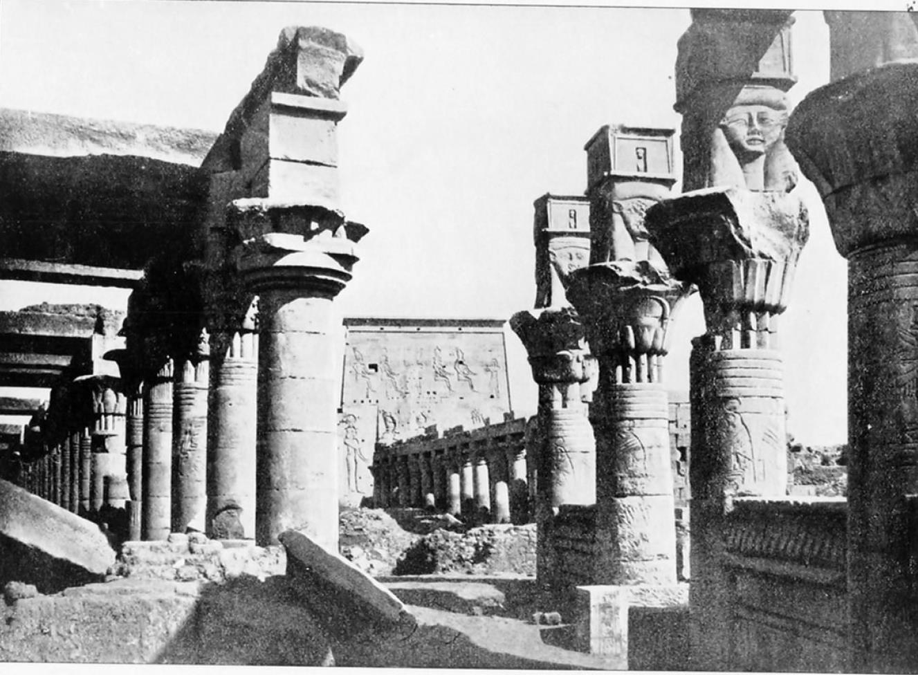 Филе. Храм Изиды