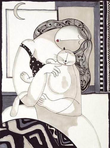 Miss Kitty.jpg. Гильда Sacasas