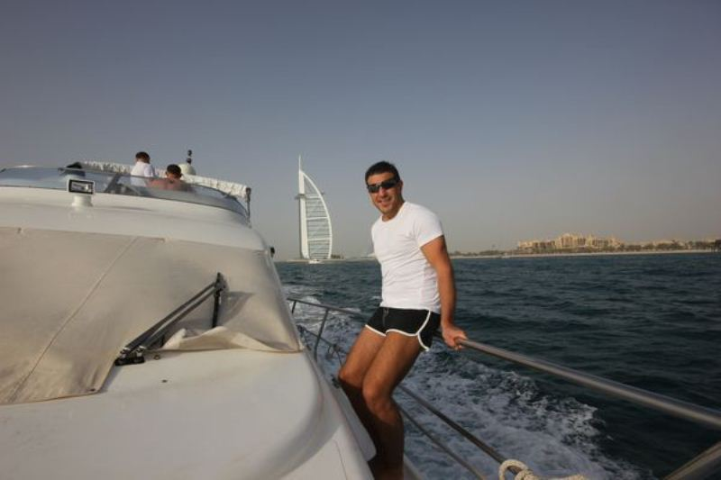Наши в Дубае: Бедных здесь нет. В Дубае живут только богатые или очень богатые