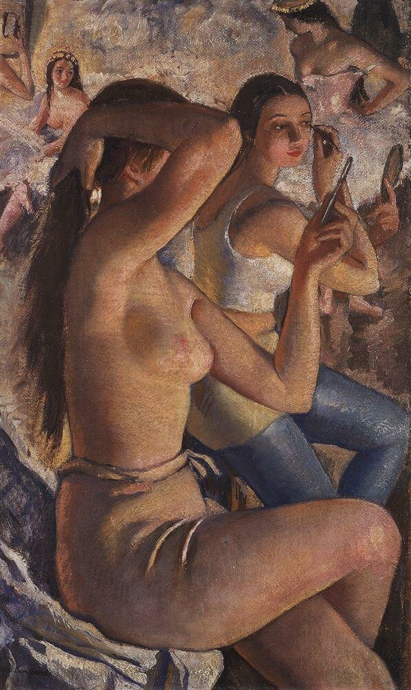 RUSSIAN ARTISTS Serebriakova Zinaida (1884-1967) - ARTinvestment ...imgsrc.ru girls