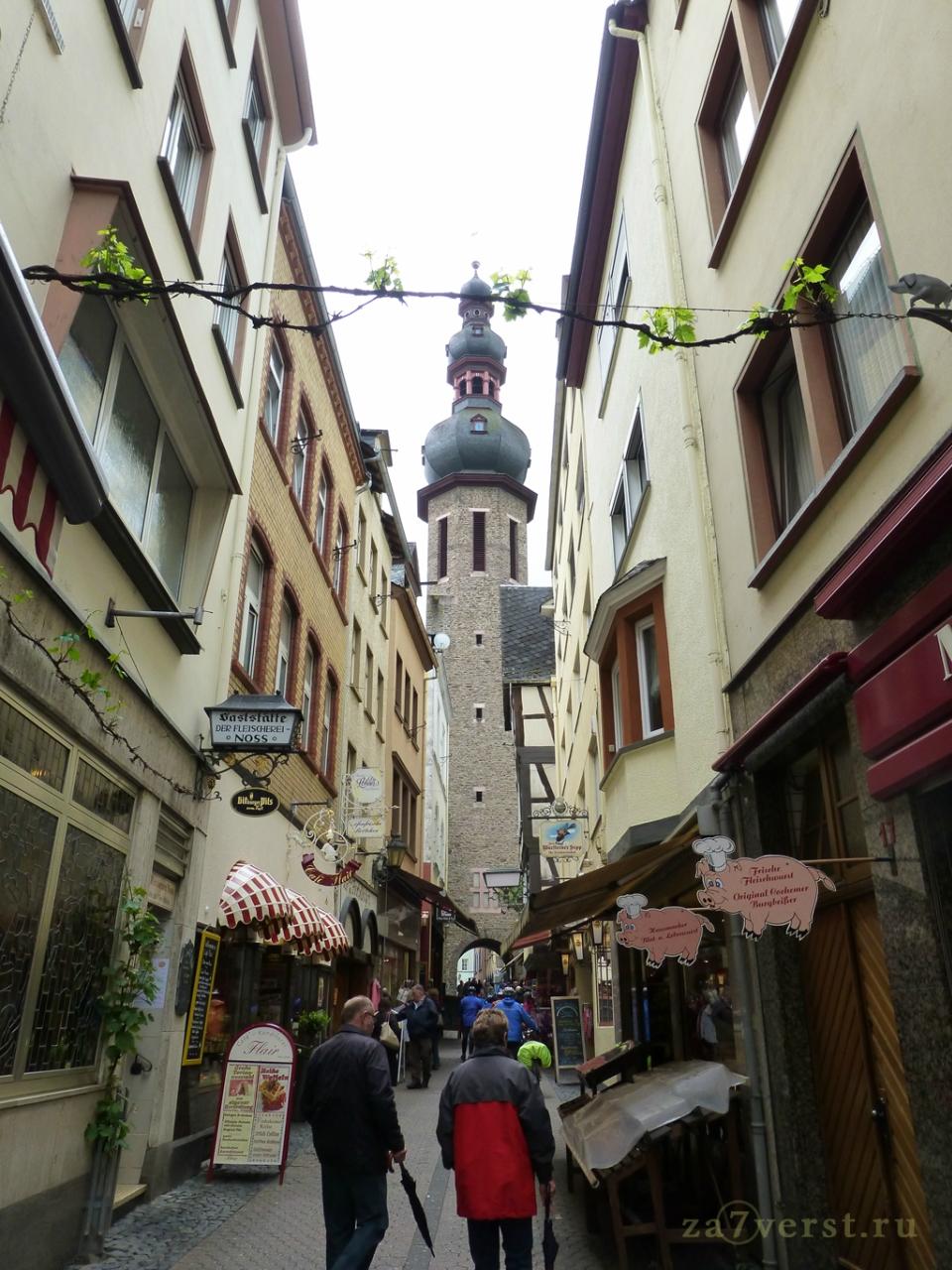 Кохем, Германия