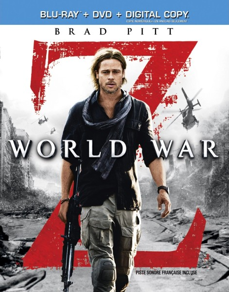 Война миров Z / World War Z [UNRATED] + [theatrical] (2013) BD-Remux + BDRip 1080p + 720p + HDRip