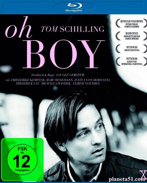 Простые сложности Нико Фишера / Oh Boy (2012/HDRip)