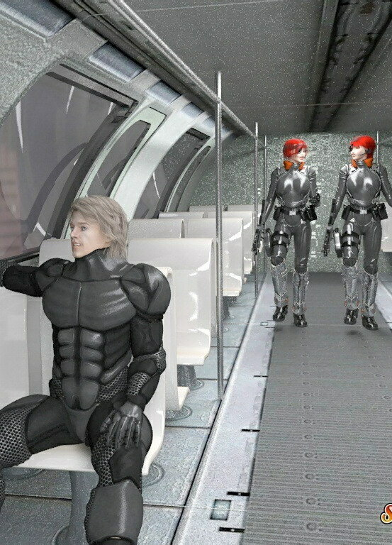 Shemale Futurecops 2
