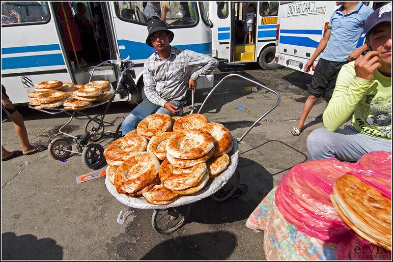 Самарканд, Узбекистан: автовокзал