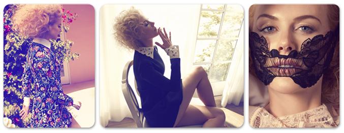 Nicole Kidman / Николь Кидман в журнале Vogue Germany, август 2013 / фотограф Camilla Akrans