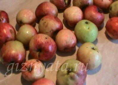 яблочная пастила