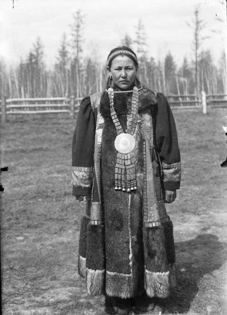 Якутка. 1902
