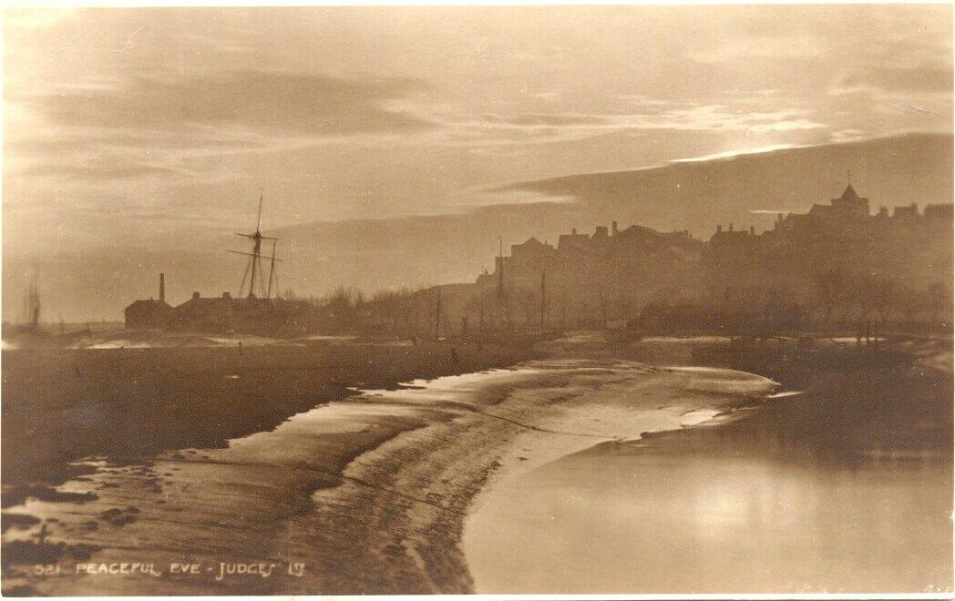 Неустановленное место.1930