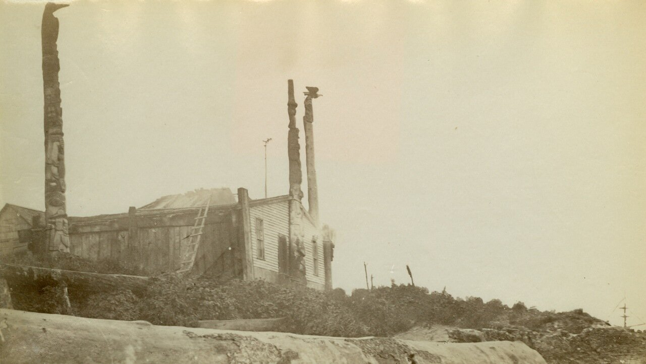 1883. Тотемы в Кигане