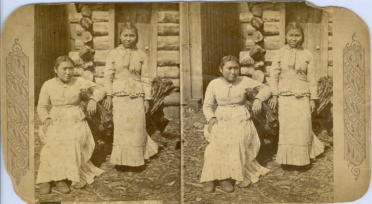 1878. Форт Врангель
