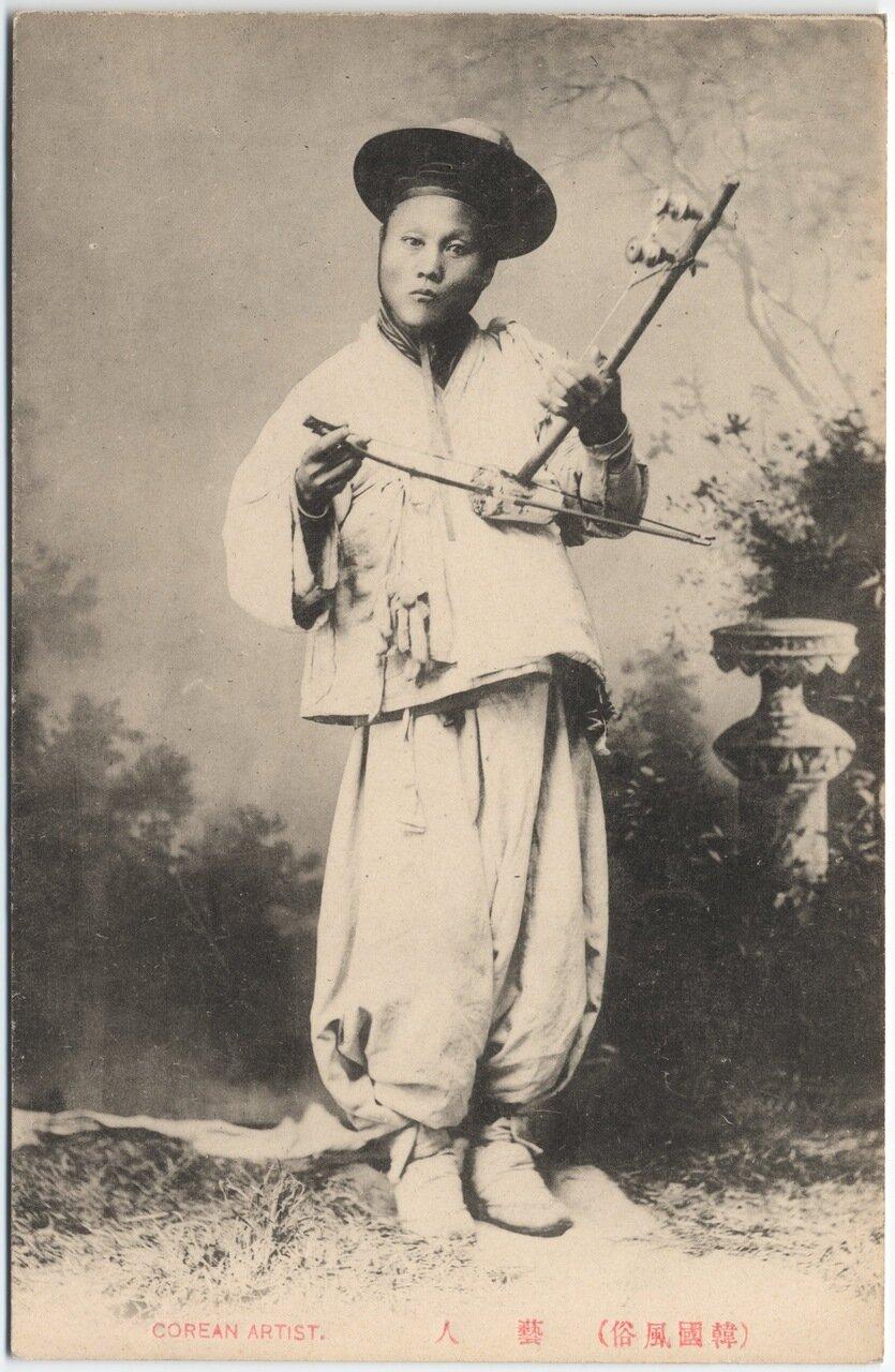 Корейский актер