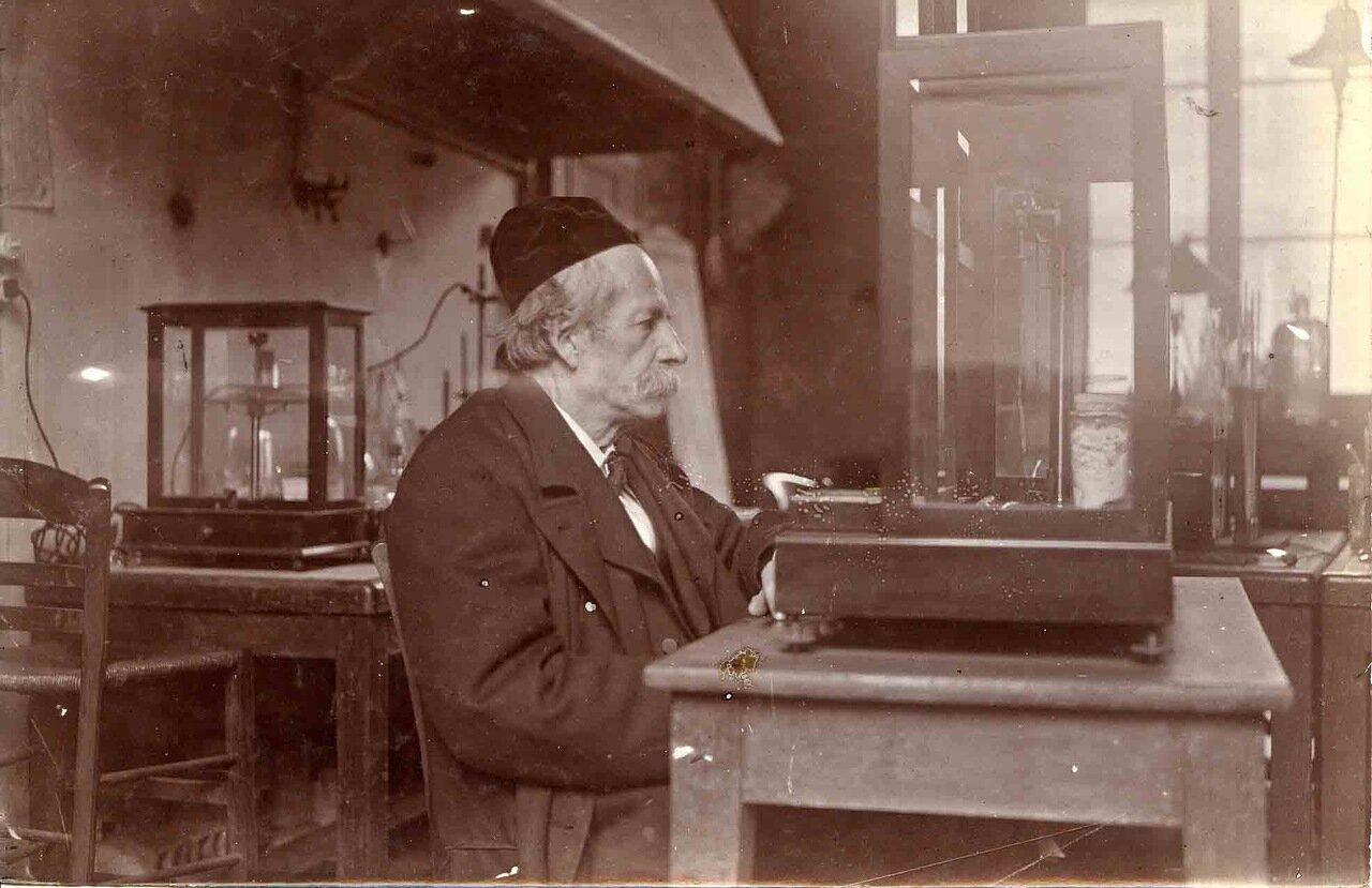 Пьер Эжен Марселин Бертло (25.10.1827- 18.3.1907), физик, член Парижской академии наук
