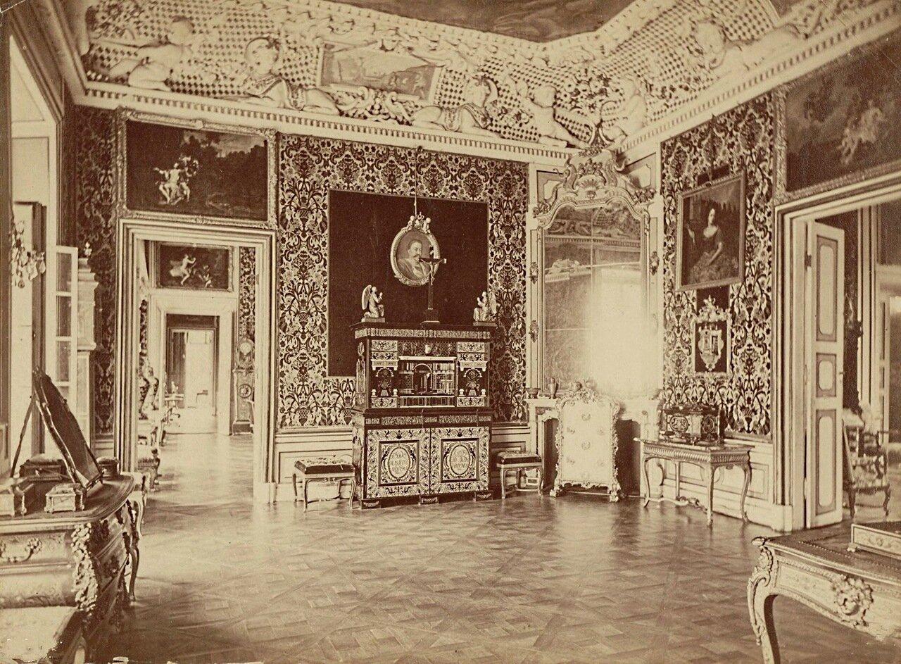 Интерьеры Вилянувского дворца. 1880-е
