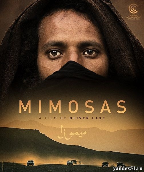 Мимозы / Mimosas (2016/WEB-DL/WEB-DLRip)
