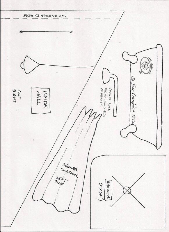 Домик из ткани своими руками выкройки