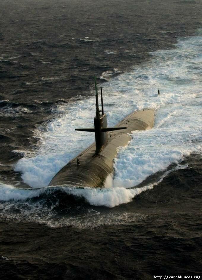 Как маляр уничтожил подводную лодку США