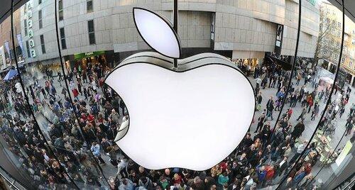 Компания Apple осталась с носом