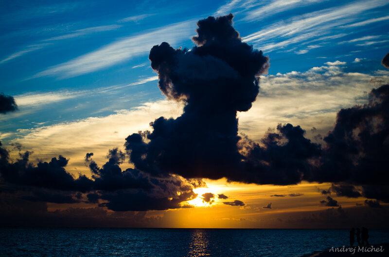 Искуство облаков