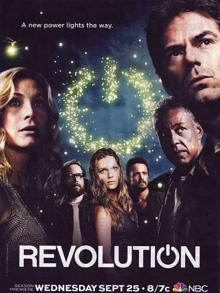 Революция / Revolution (2сезон/2013/WEB-DL 720p/WEB-DLRip/HDTV/HDTVRip)