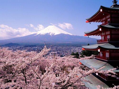 Такая интересная Япония
