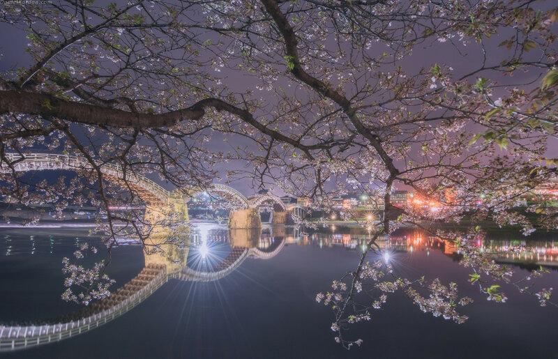 Япония, апрель