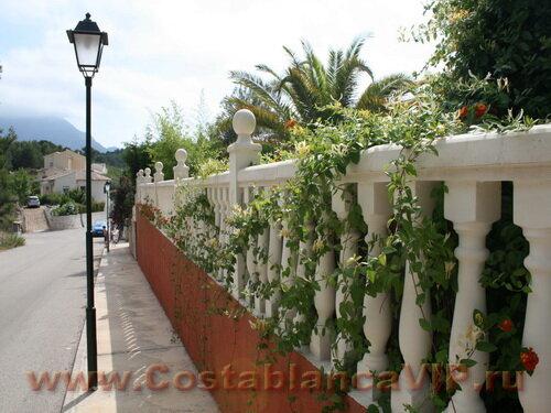вилла в Monte Corona, вилла в Гандии, недвижимость в Испании, вилла в Испании, вилла на Коста Бланка, вилла в элитном поселке, Коста Бланка, CostablancaVIP, дом в Испании