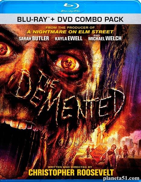 Безумные / The Demented (2013/HDRip)