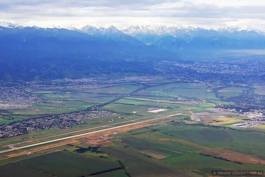 Аэропорт Алматы, Almaty Airport overview