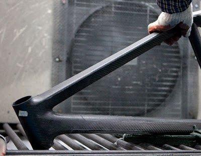 Как сделать трубки из карбона