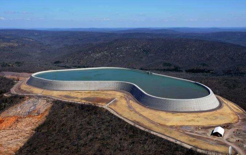 2. Компания «AmerenUE» 27 мая 2010 года проводит официальное открытие своего проекта - нового водног