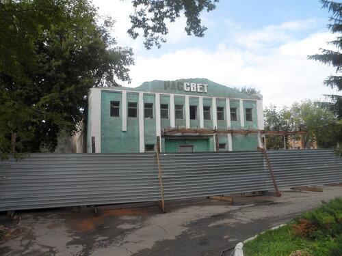 В Администрацию Рубцовска продолжают поступать предложения от рубцовчан по поводу судьбы участка на месте кинотеатра «Рассвет»