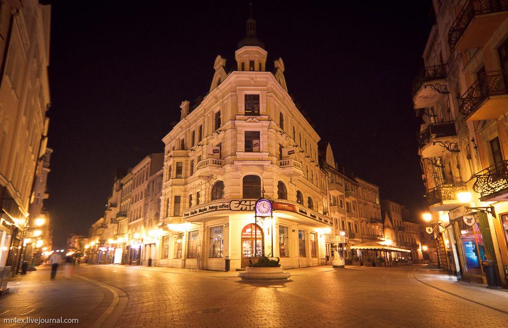 Торунь, Торн, Старый город, Польша
