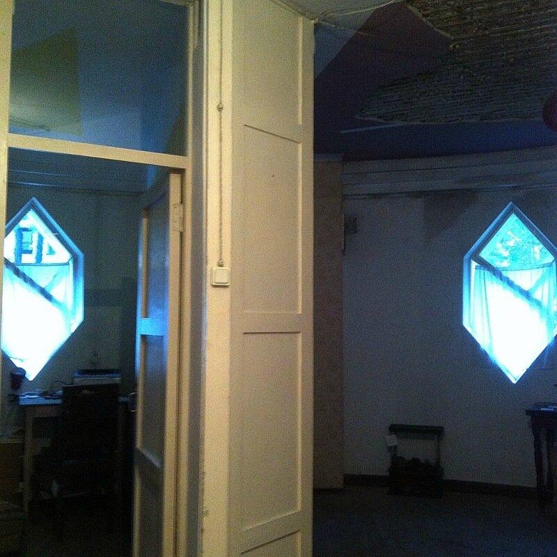 Дом с окнами на Арбат