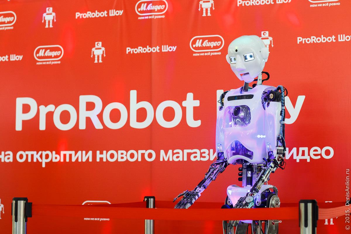Pro Robot Шоу 1