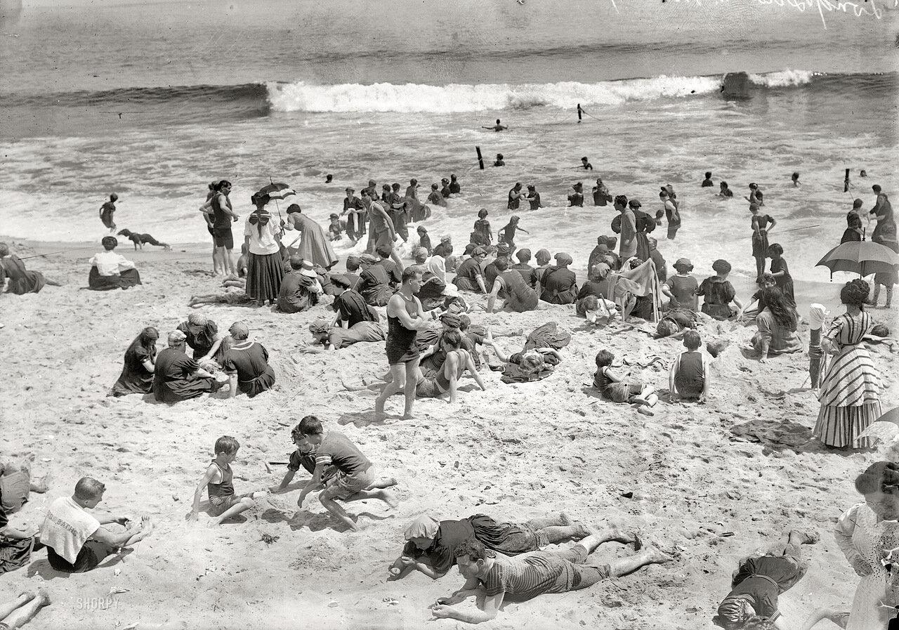 1910. Место под солнцем.