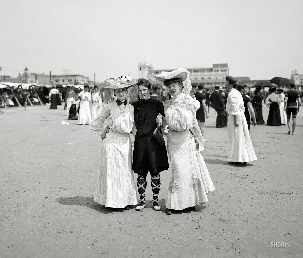 1905. Наслаждающиеся жизнью