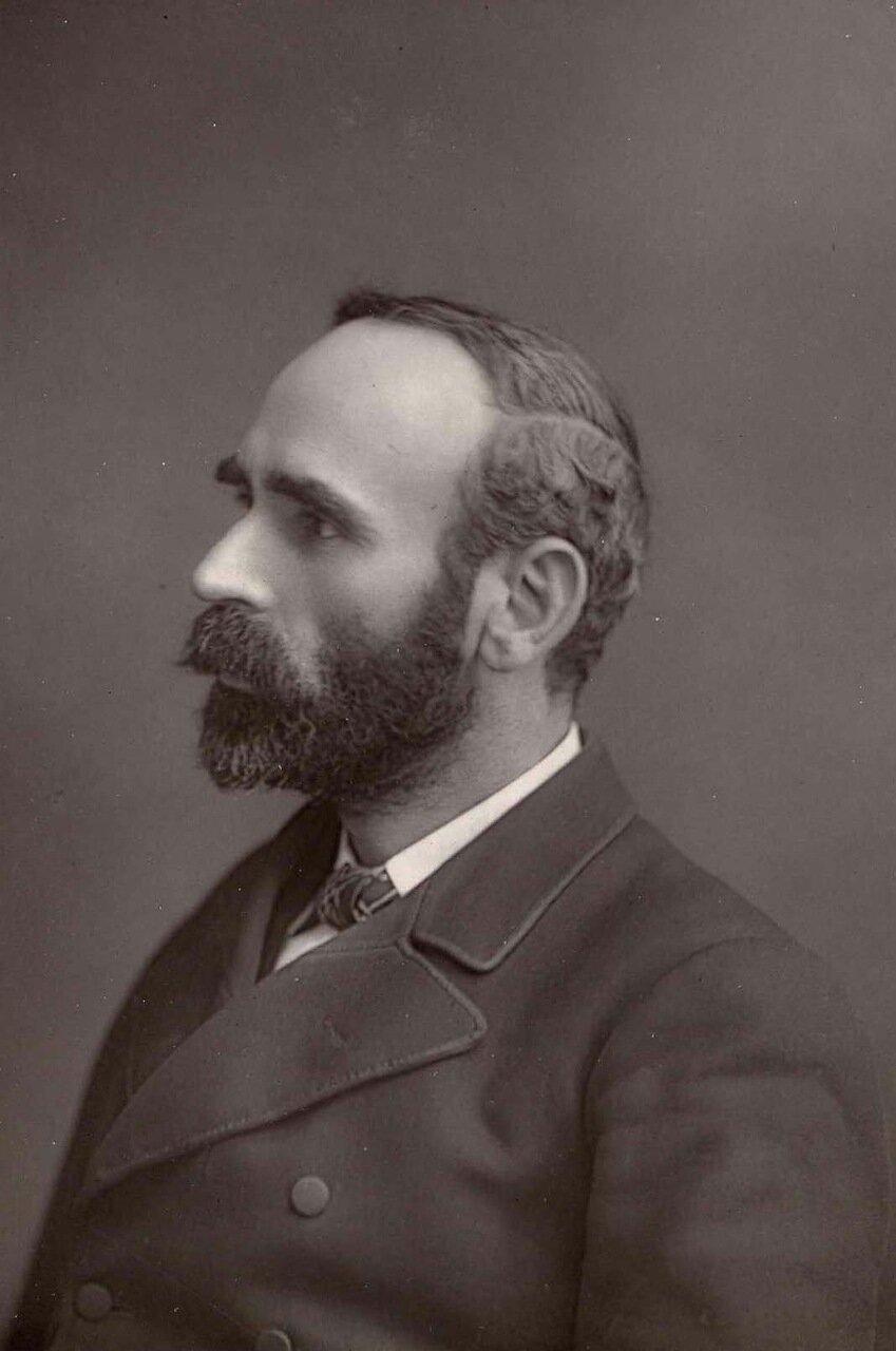Майкл Дэвитт. 1846-1906. Ирландский республиканец,  профсоюзный лидер и член парламента