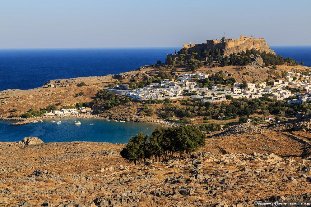 Добро пожаловать на остров Родос