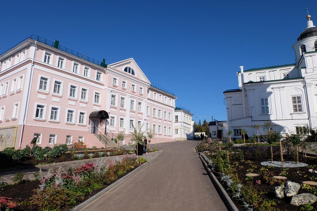 Николаевский монастырь, Арзамас