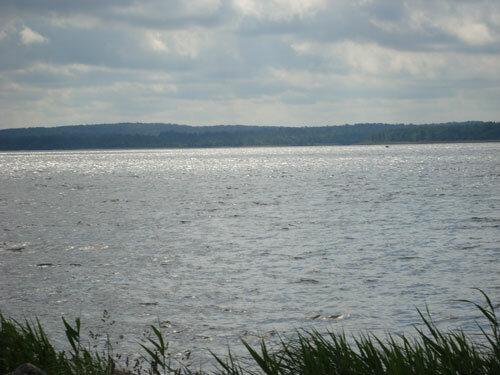 Отдых в Беларуссии: Озеро Себеж. Россия, Псковская область