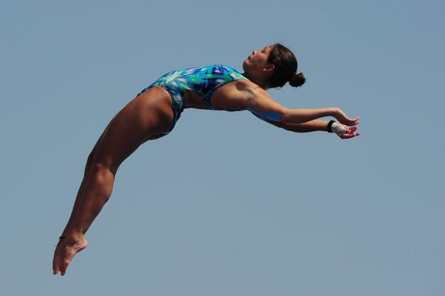 Эффектные фотографии с чемпионата мира по плаванию в Испании 0 e55d0 edb2be07 orig