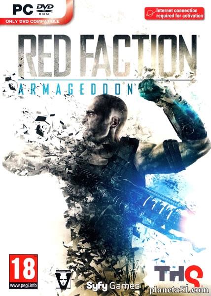 Red Faction: Armageddon [v 1.01 + 3 DLC] (2011) PC   Repack от Fenixx