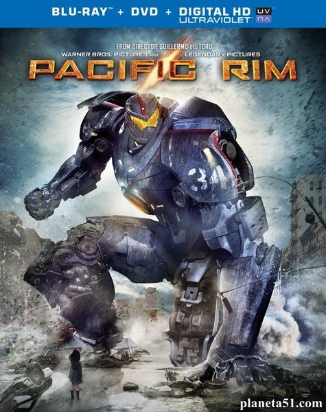 Тихоокеанский рубеж / Pacific Rim (2013/BDRip/HDRip/3D)
