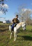 И каомандир на белом коне :)