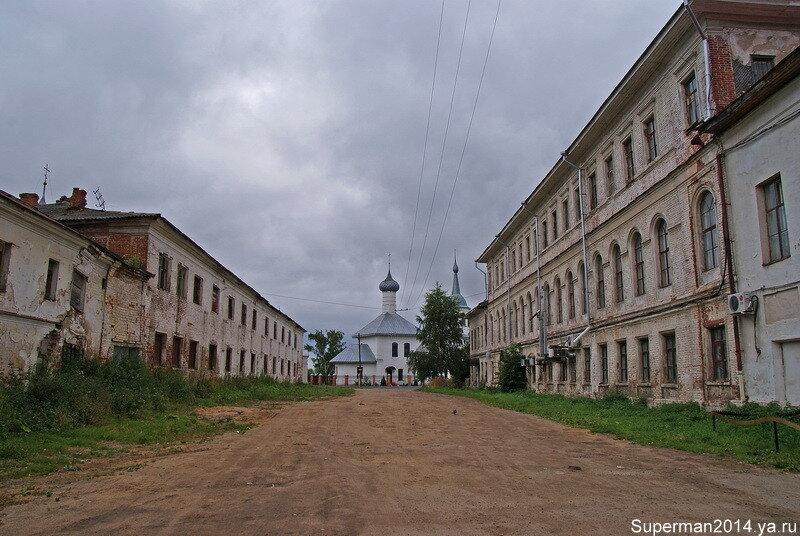 Ростов Великий - Церковь Николая Чудотворца на Подозёрье