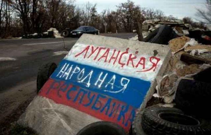 Национальная полиция ЛНР: Армия Украины перешла внаступление наДонбассе